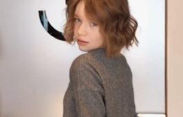 детская стрижка девочка
